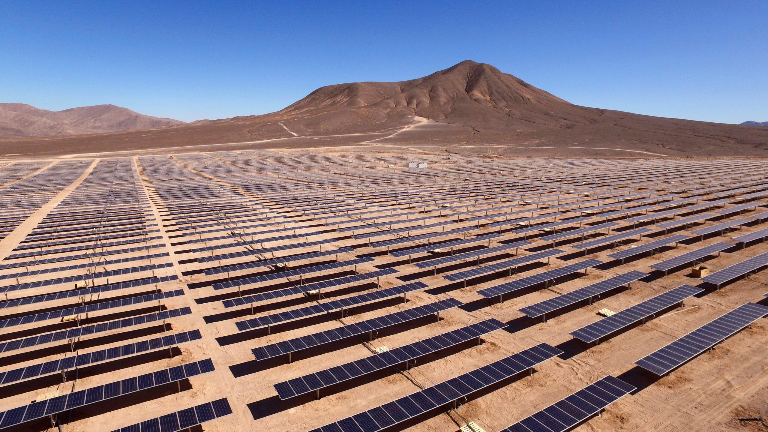 SCADA Planta Solar Fotovoltaica La Lucha
