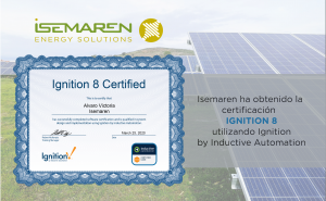 Certificación Ignition 8
